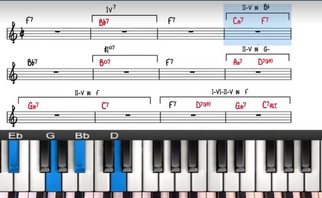 Piano Frazer Goodman
